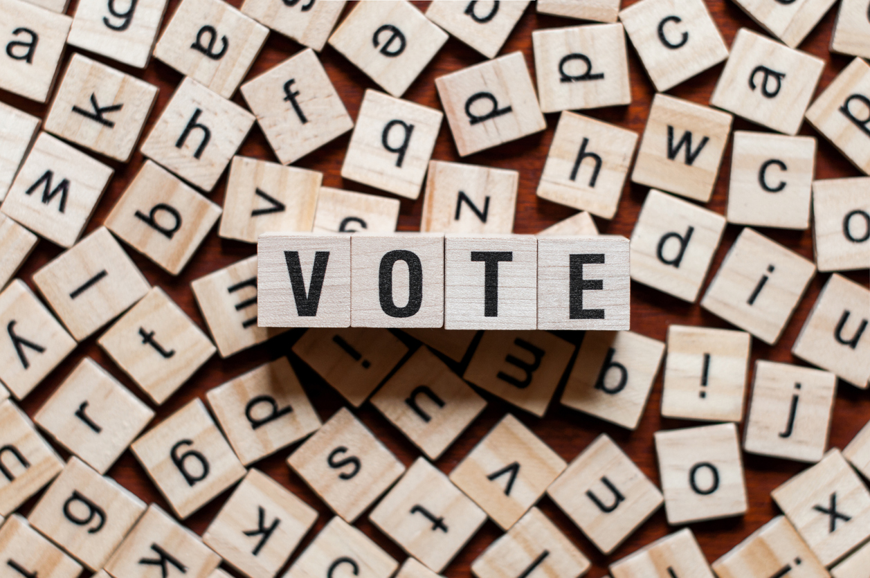vote-letters